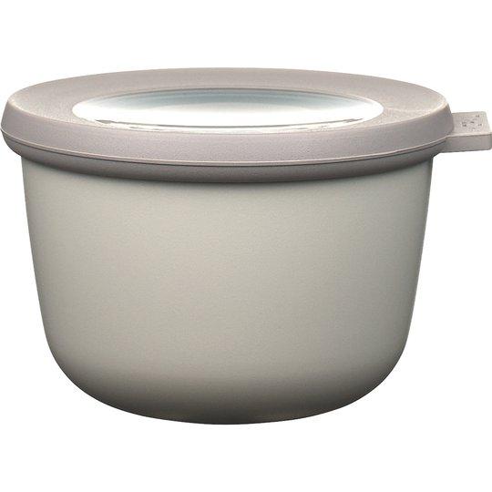 Rosti Mepal Skål med Lock Cirqula 500 ml Nordic White