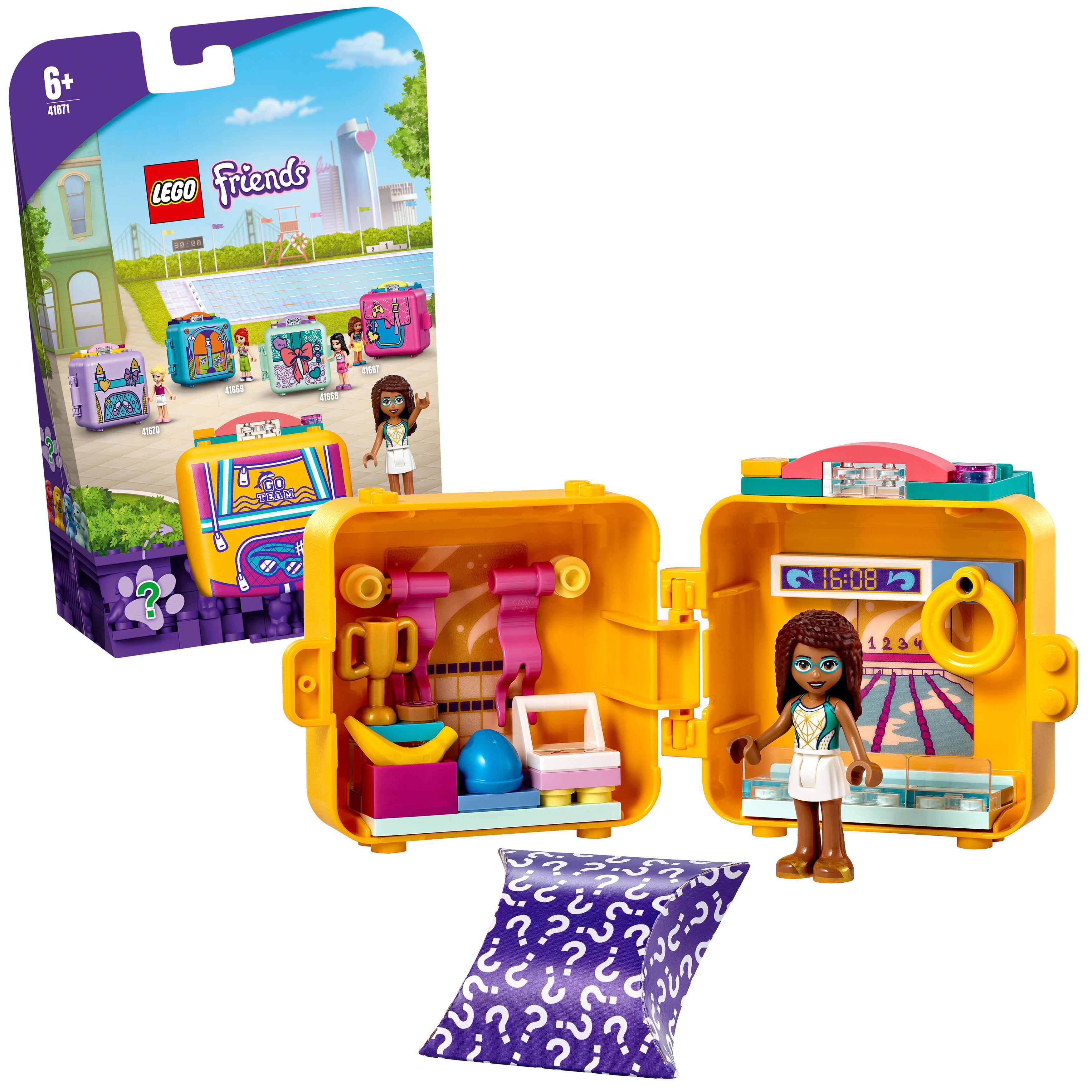 LEGO Friends - Andrea's Swimming Cube (41671)