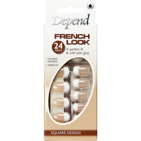 Depend French Look Square Design 6101, Depend Irtokynnet