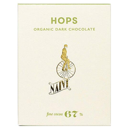 """Mörk Choklad """"Humle"""" 55g - 46% rabatt"""