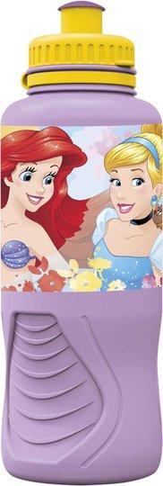 Disney Princess Sportflaske 400ml, Lilla