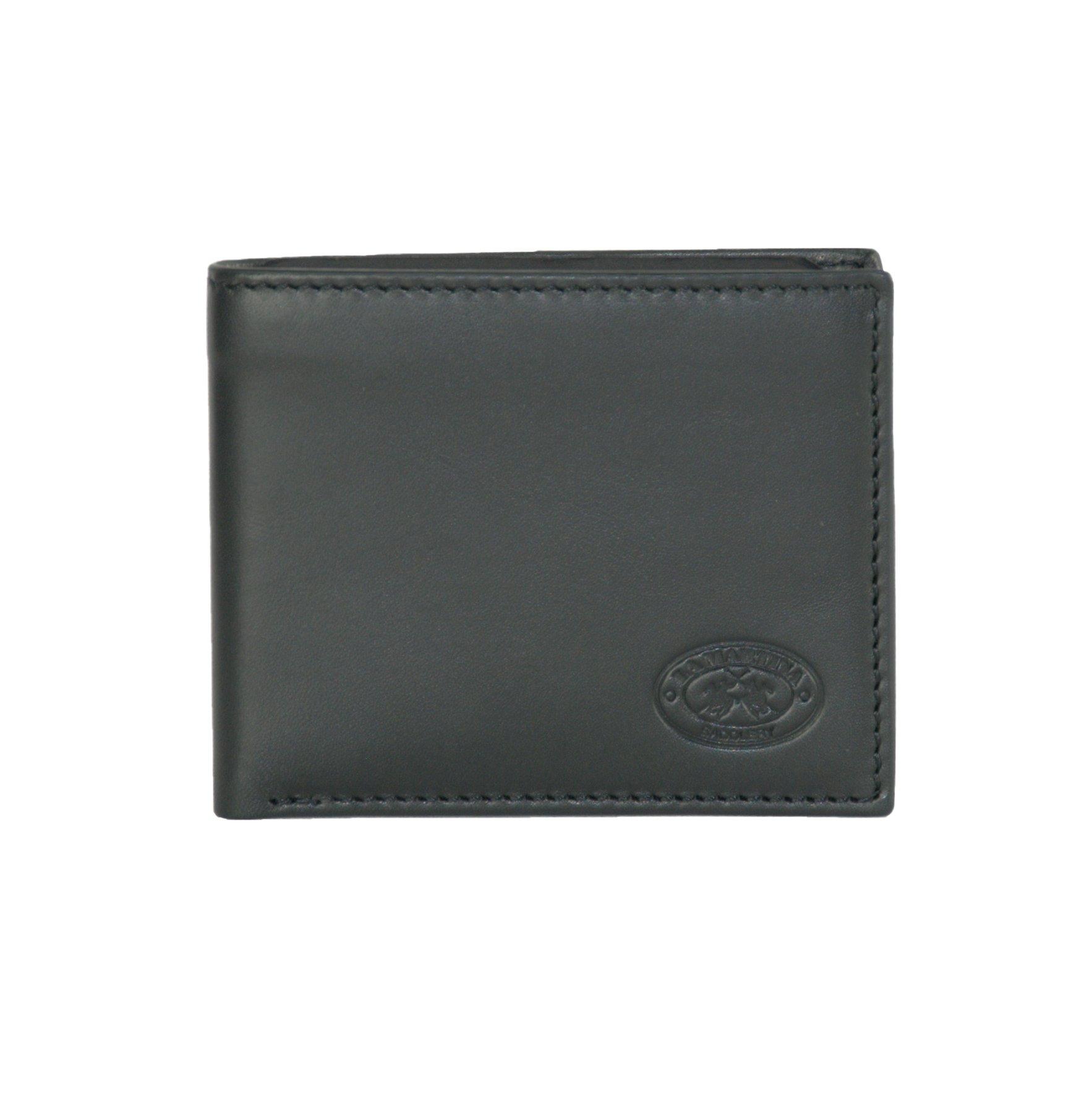 La Martina Men's Wallet Black LA1432655