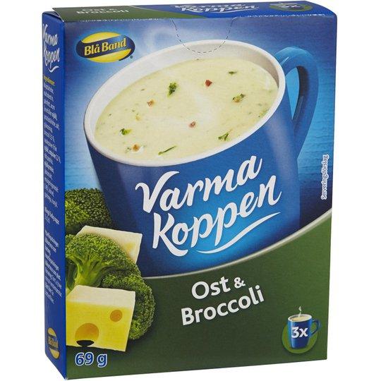 Varma Koppen Ost- & Broccolisoppa 69g - 20% rabatt