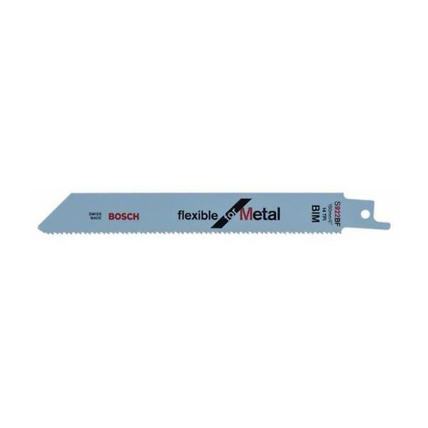 Bosch 2608656027 Flexible for Metal Tigersagblad 100-pakning