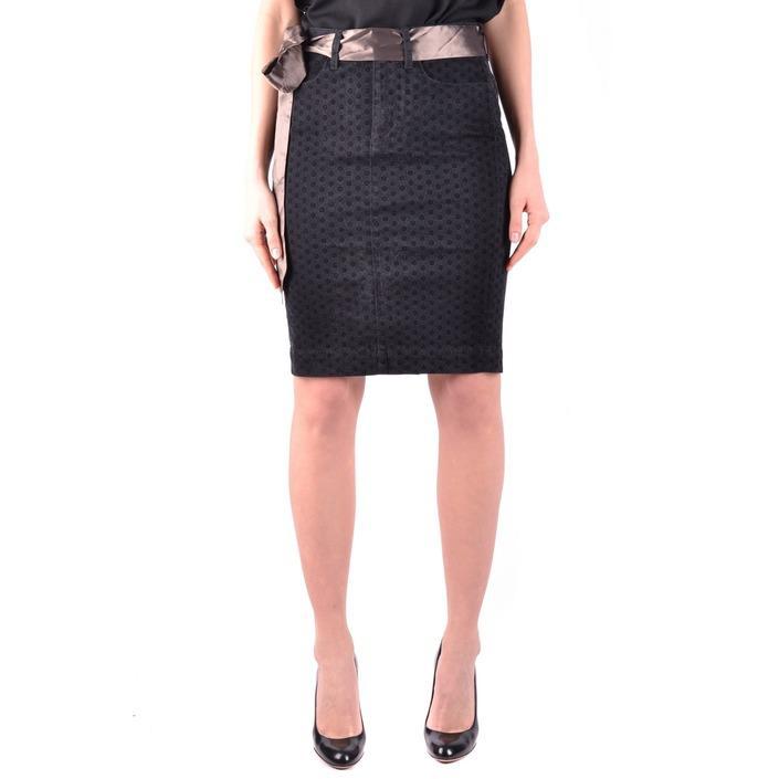 Jacob Cohen Women's Skirt Black 162453 - black 27
