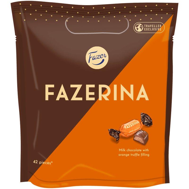 Fazerina Suklaakonvehdit - 25% alennus