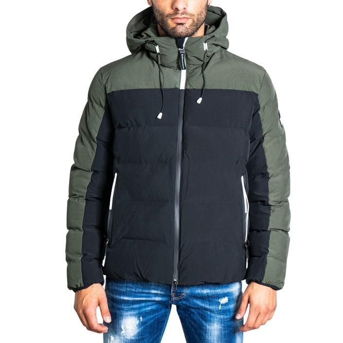 Ea7 Men's Jacket Black 321939 - black XS