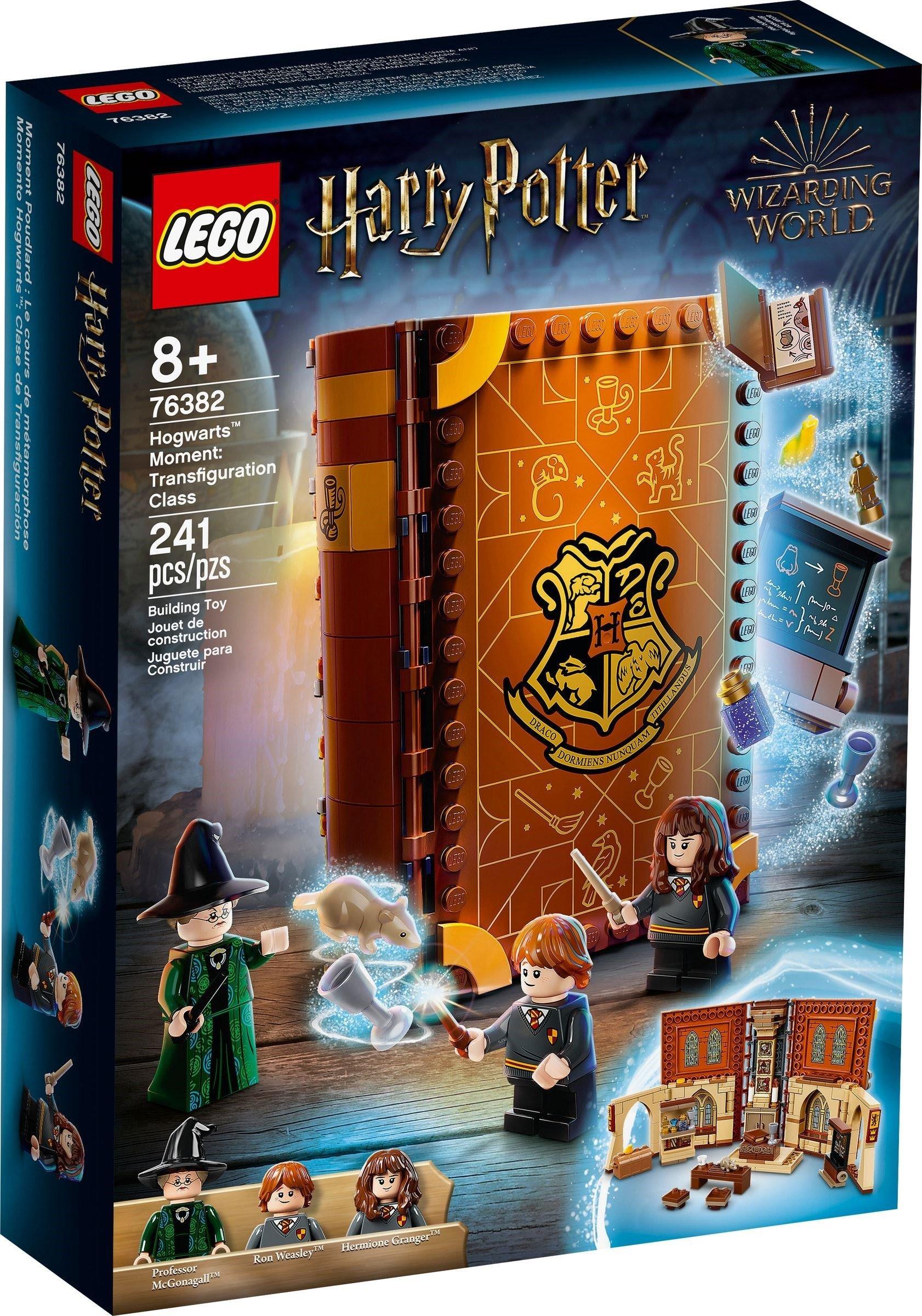 LEGO Harry Potter - Hogwarts™ Moment: Transfiguration Class (76382)