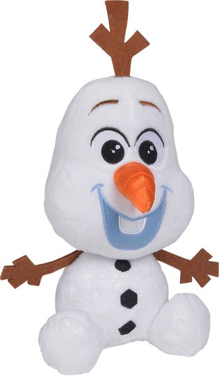 Disney Frozen 2 Myk Dukke Olaf 25 cm