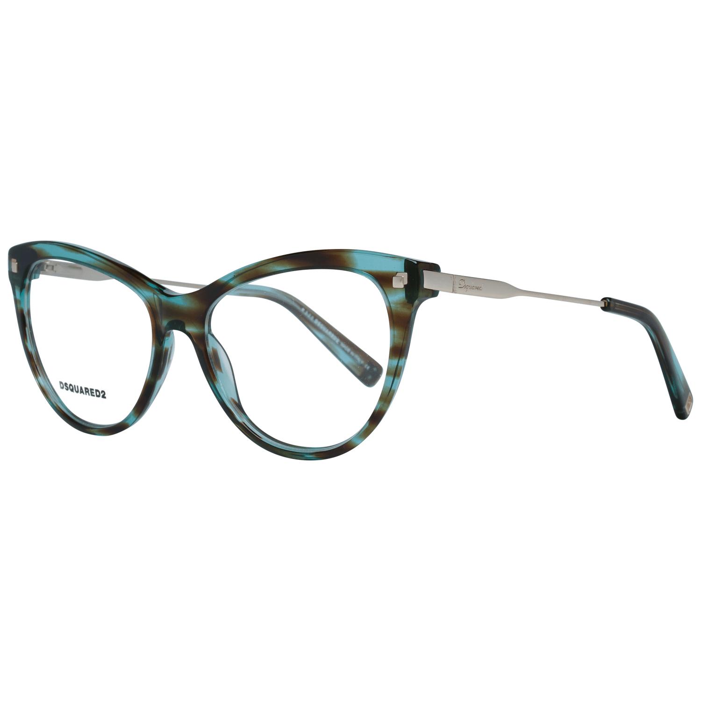 Dsquared² Women's Optical Frames Eyewear Brown DQ5195 54047