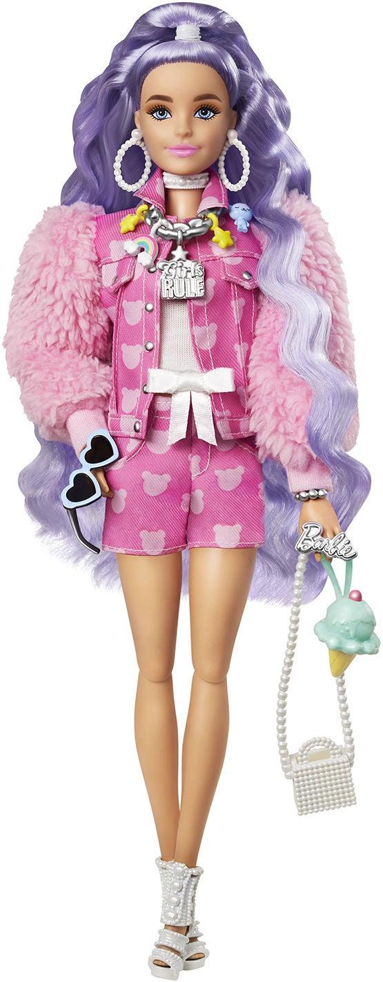 Barbie Extra Docka Med Periwinkle Hair