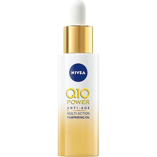 Q10 Extra Nourishing Facial Oil, 30 ml Nivea Kasvovoiteet