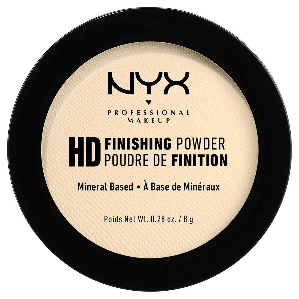 NYX Professional Makeup - High Definition Finishing Powder - Banana