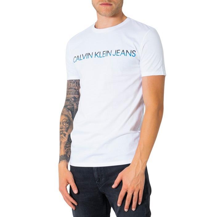Calvin Klein Jeans Men's T-Shirt Various Colours 304952 - white XXL