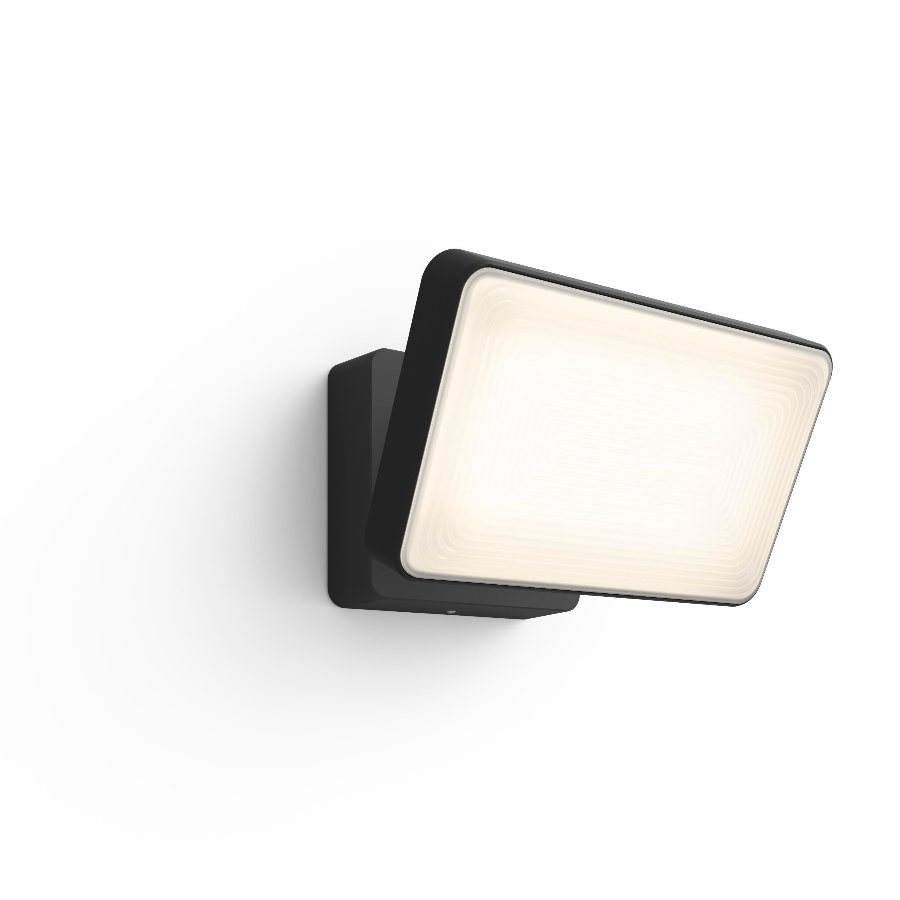 Philips Hue - Welcome Black Outdoor - Warm White