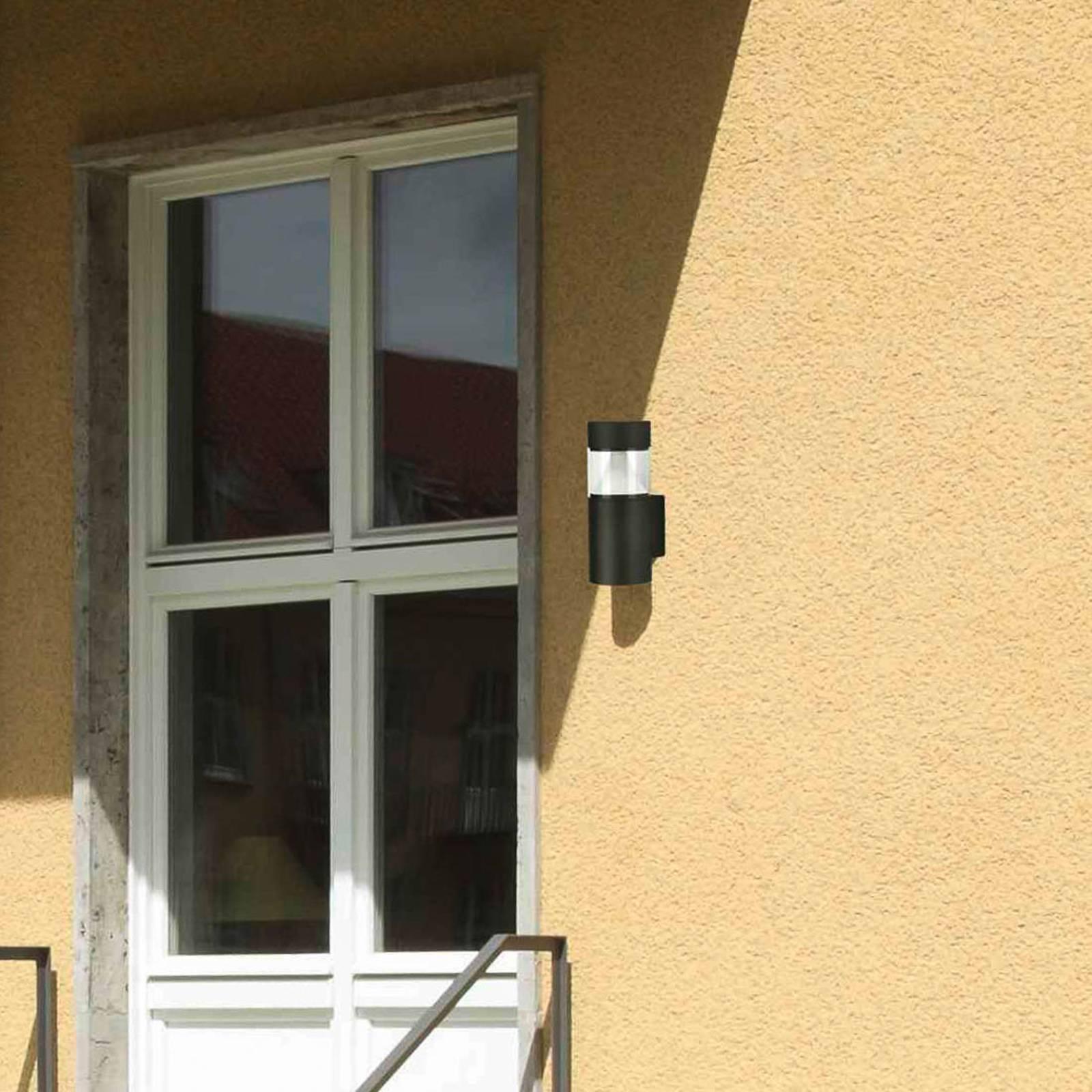 LED-seinävalaisin 0275 antrasiitti/kirkas