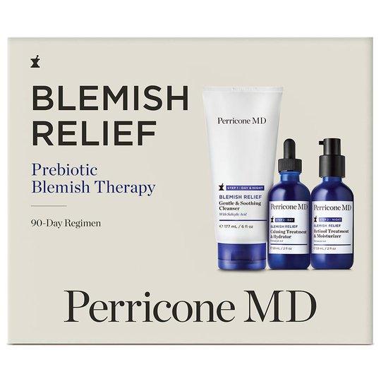Blemish Relief 90-Day Regimen, Perricone MD Seerumi