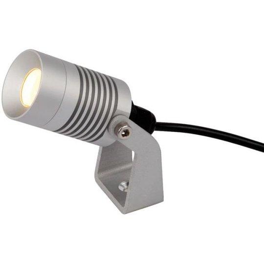 Hide-a-Lite Spotlight Garden Minivalonheitin alumiini, 3000 K