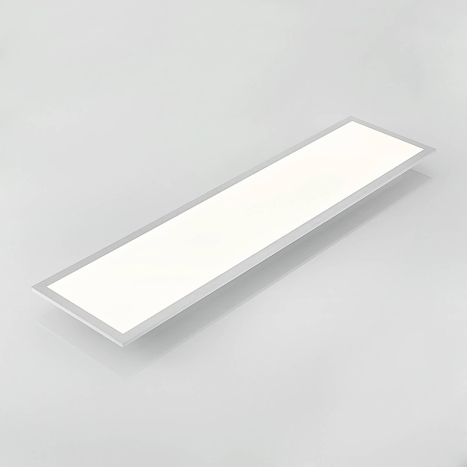 Lindby Zimmi LED-taklampe, 120 x 30cm