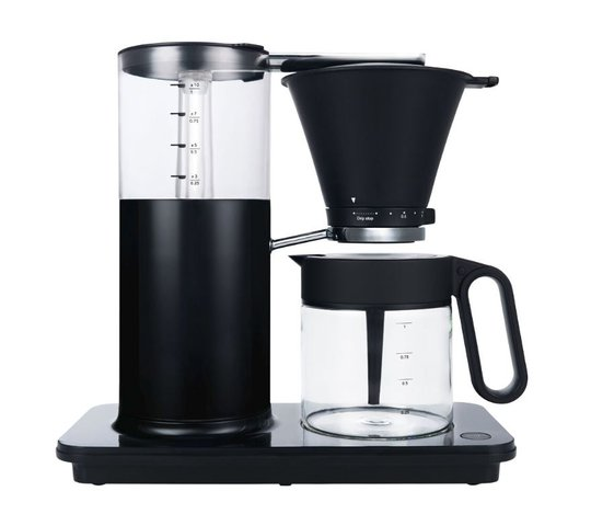 Wilfa - Classic+ Kaffebryggare Svart