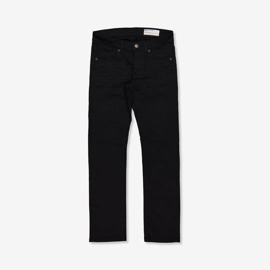Jeans slim svart