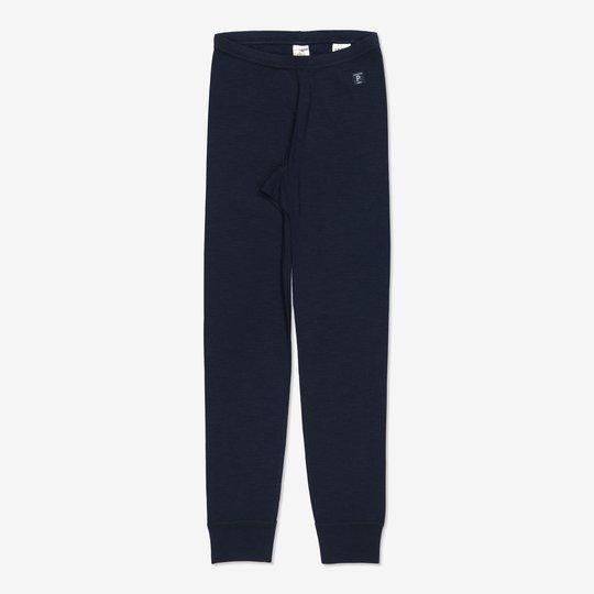 Merinoull bukse mørkblå
