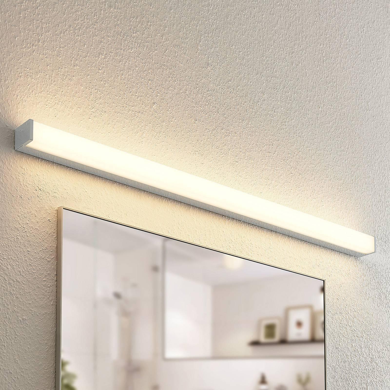 Lindby Klea -LED-kylpyhuonelamppu, 120 cm