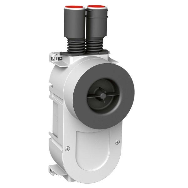 Schneider Electric IMT37327 Kytkentärasia upotettava 26 mm, pyöreä