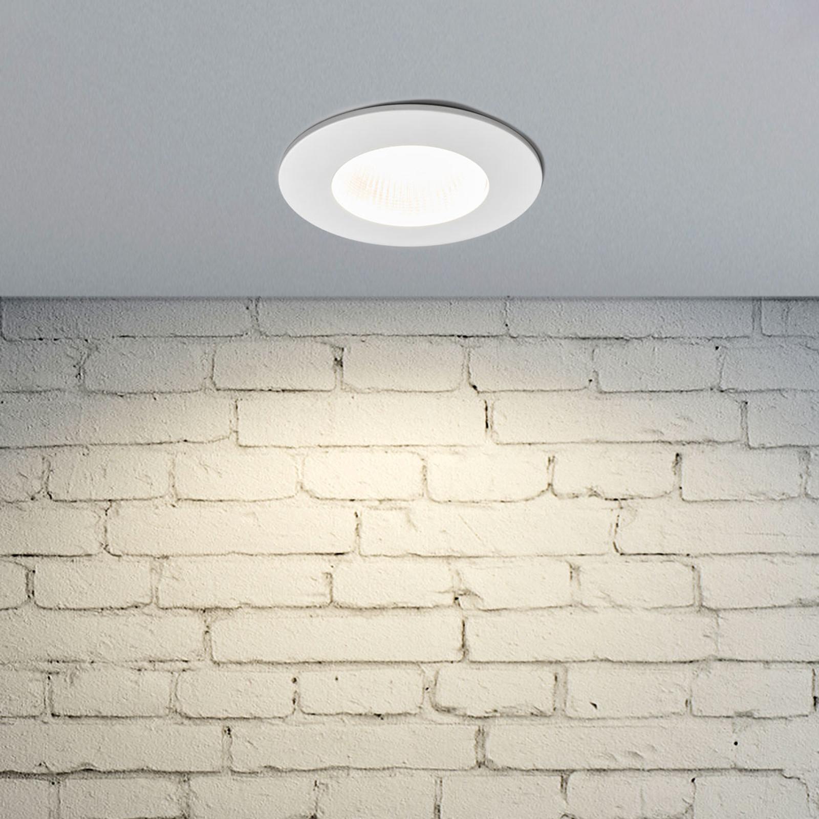 LED-kohdevalaisin Kamilla, valkoinen, IP65, 11 W