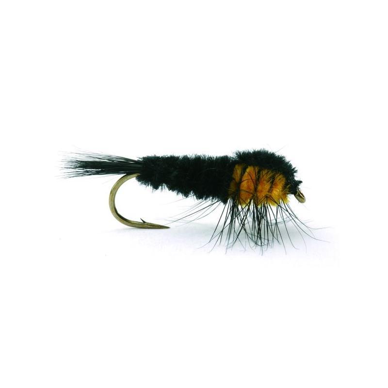 Montana Stone Nymfe #12 Kjøp 12 fluer få gratis flueboks