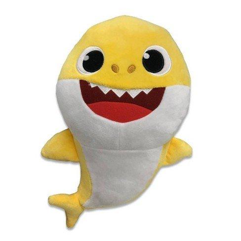 BabyShark Plush - Yellow