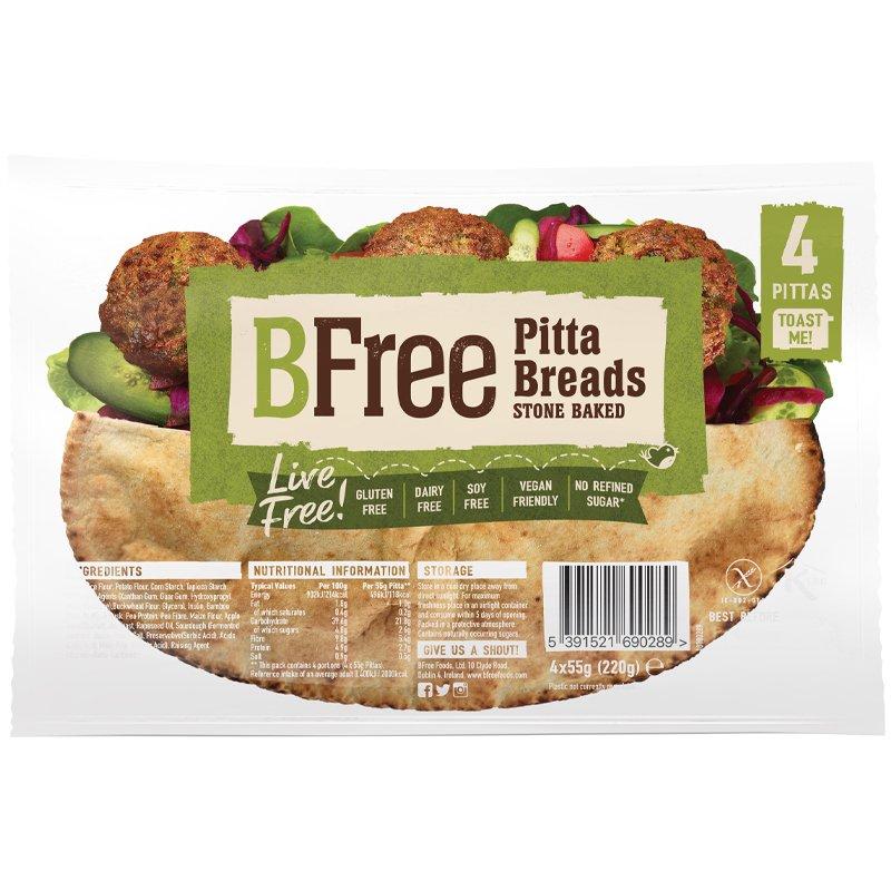 Pitabröd Glutenfria 4-pack - 82% rabatt