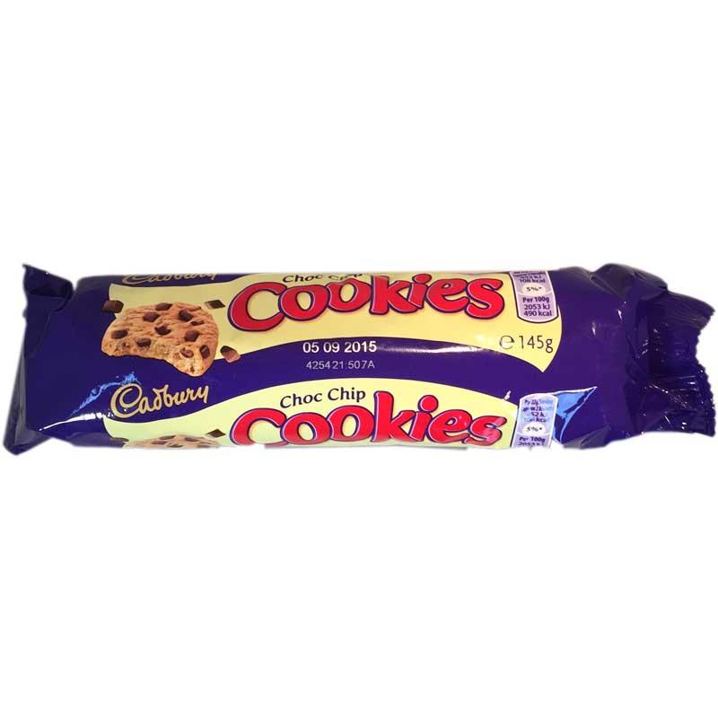 Choc Chip cookies - 93% rabatt