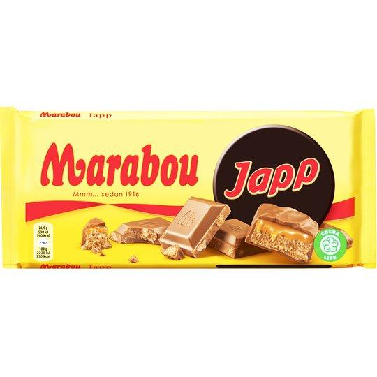 Marabou Japp - 50% rabatt