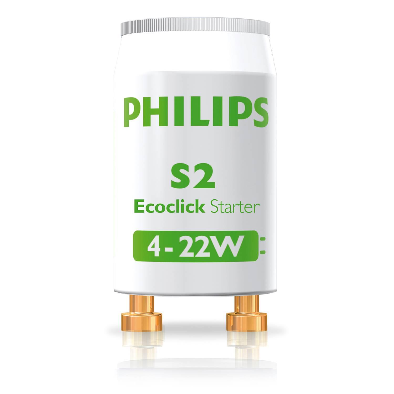 Philips LYSRÖRSTÄND S2 4-22W SER 2P