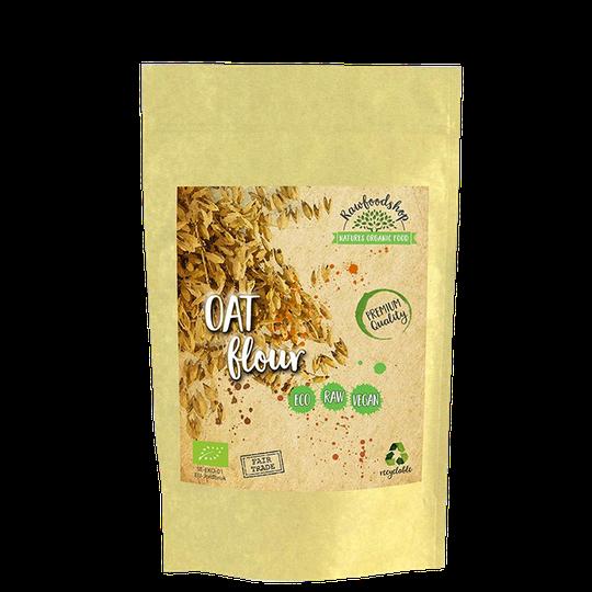 Havremjöl Glutenfritt EKO, 500 g