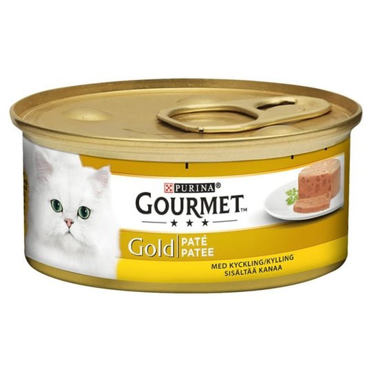 Gourmet Gold Kyckling i Paté