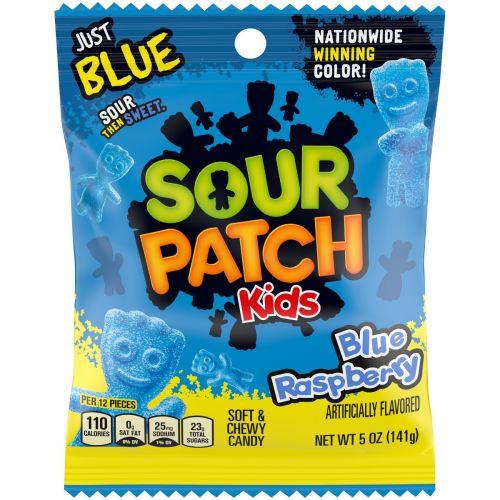 Sour Patch Kids Blue Raspberry 142g