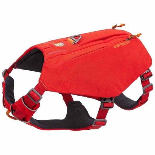 Ruffwear Switchbak Hundsele Röd (XS)