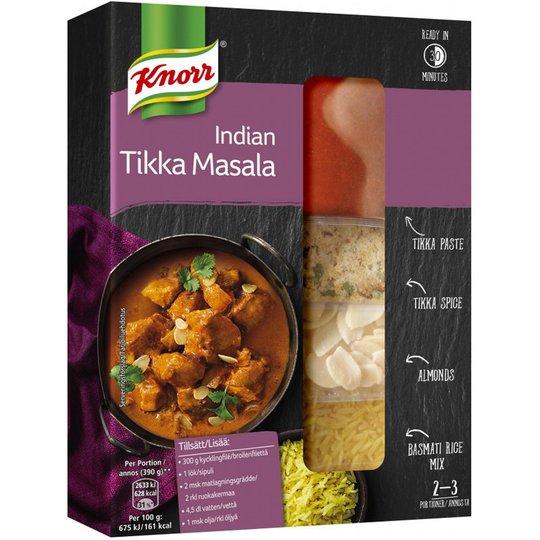 "Middagskit ""Indian Tikka Masala"" 185g - 28% rabatt"