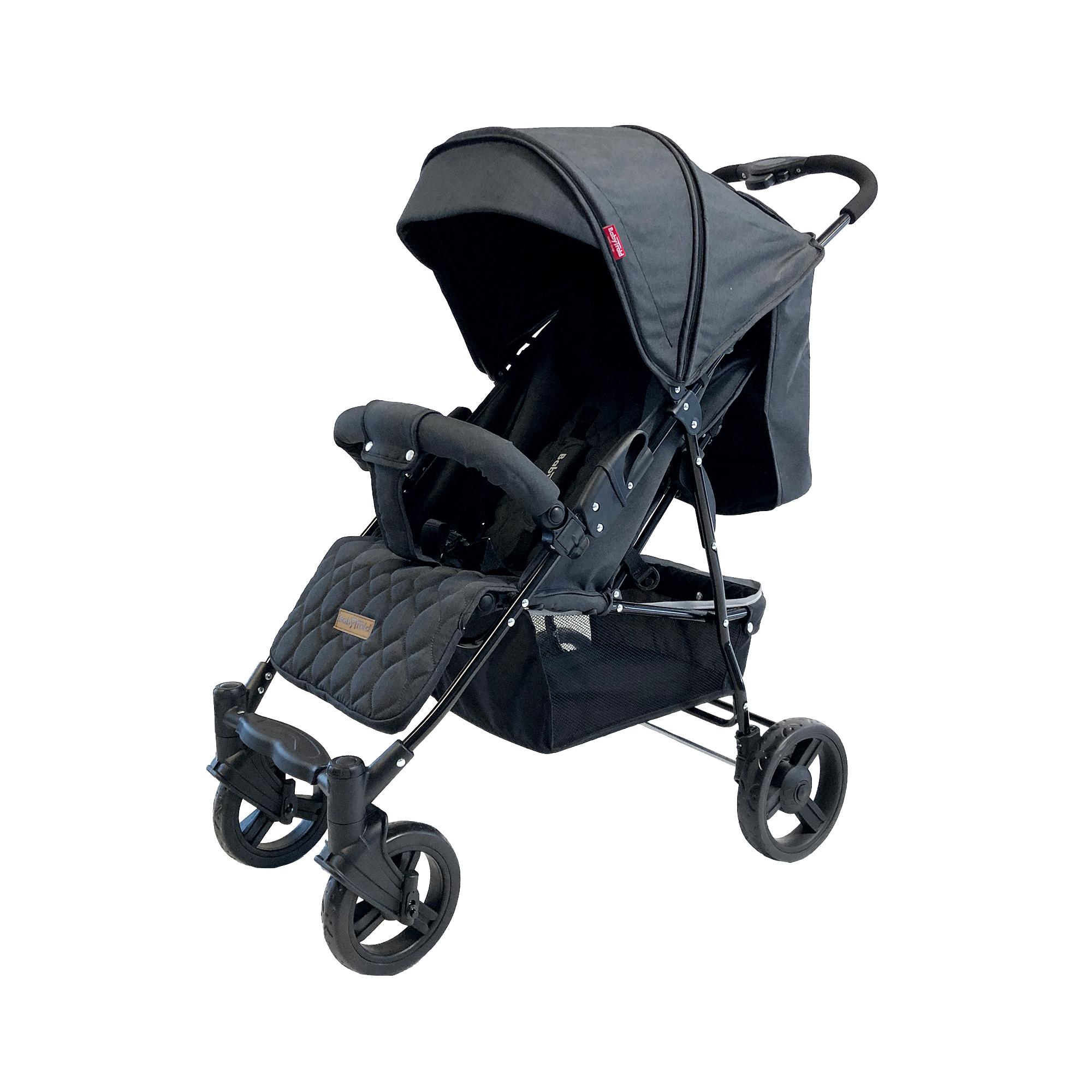 Babytrold - Cuba Pushchair - Black