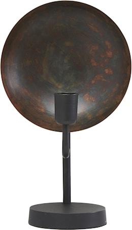 Upptown Lampfot Svart 44cm