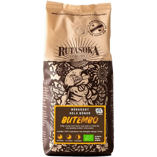 Eko Kaffebönor Butembo - 39% rabatt
