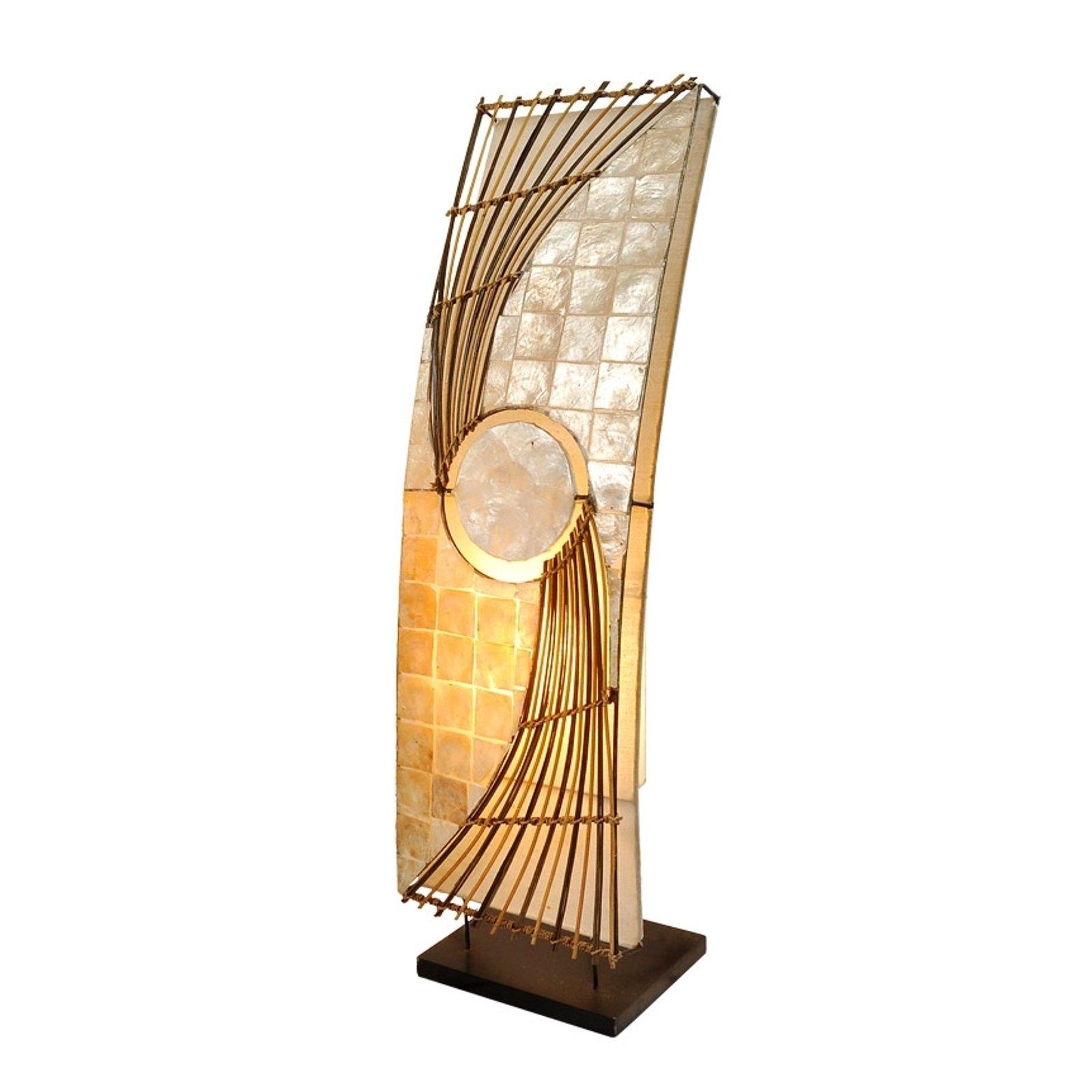 Elegant stålampe QUENTO, 70 cm