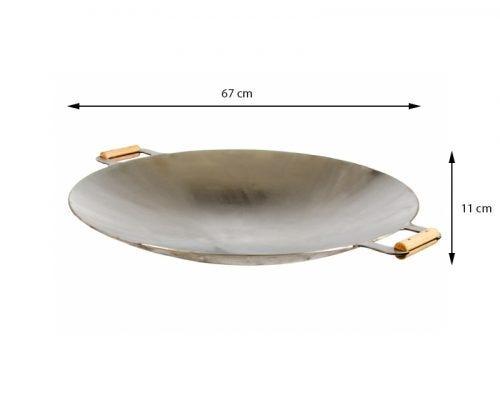 GrillSymbol Wokpanna Wok Solution 675