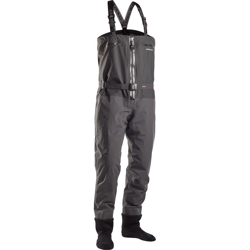 Guideline HD Sonic Zip Wader ML Graphite/Charcoal