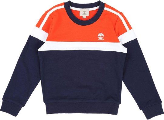 Timberland Sweatshirt, Navy 12år