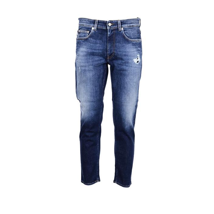 Love Moschino Men's Jeans Blue 192436 - blue 45