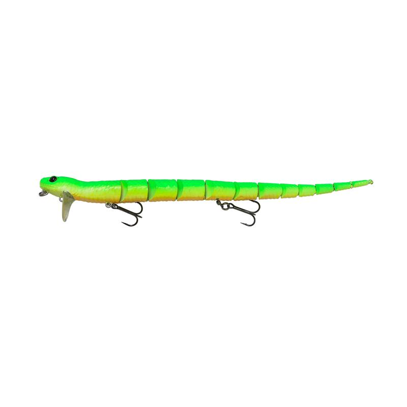Savage Gear 3D Snake 20cm/25g Green Fluo - Floating