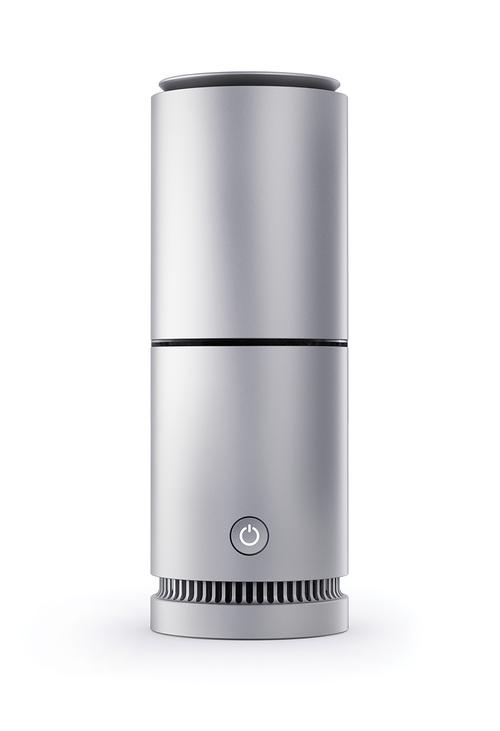 V-breathe Tasman Air Purifier Silver Luftrenare -